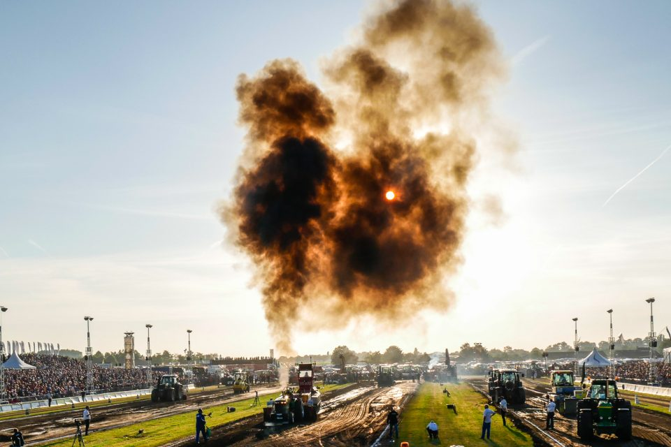 made's powerweekend - europe's ultimate pulling experience
